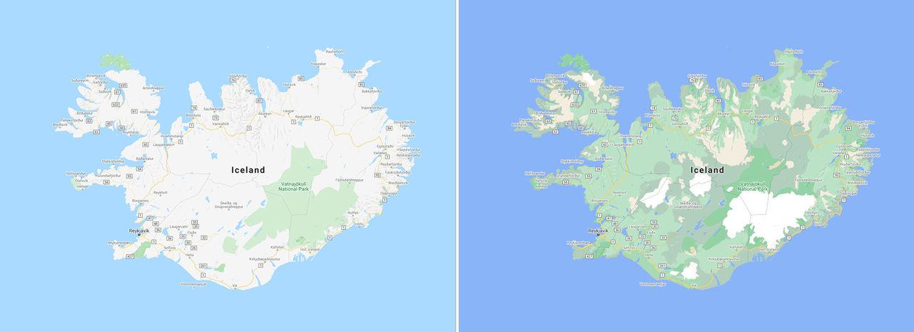 Google Maps kommer bli tjusigare