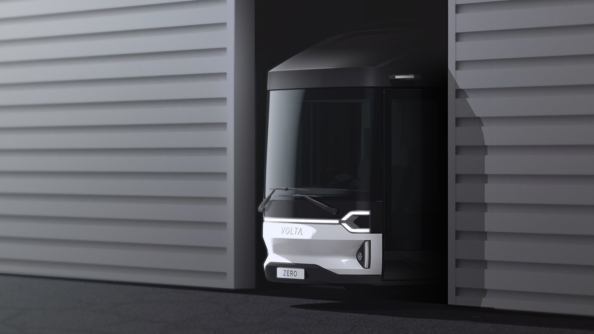 Voltas eldrivna lastbil Zero presenteras den 3 september