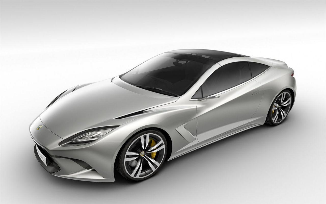 Ny sportbil från Lotus kommer nästa år