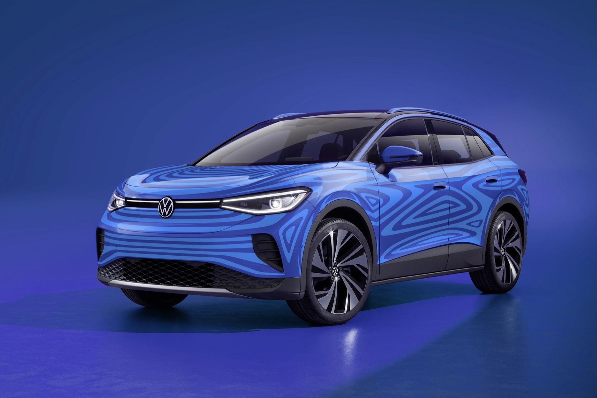Volkswagen drar igång produktionen av ID.4