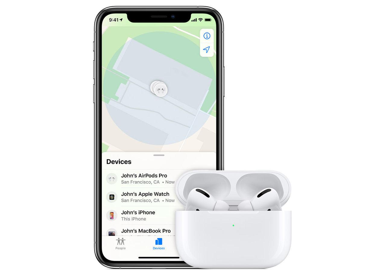 AirPods-rånare gripna med hjälp av Apples spårningsfunktion