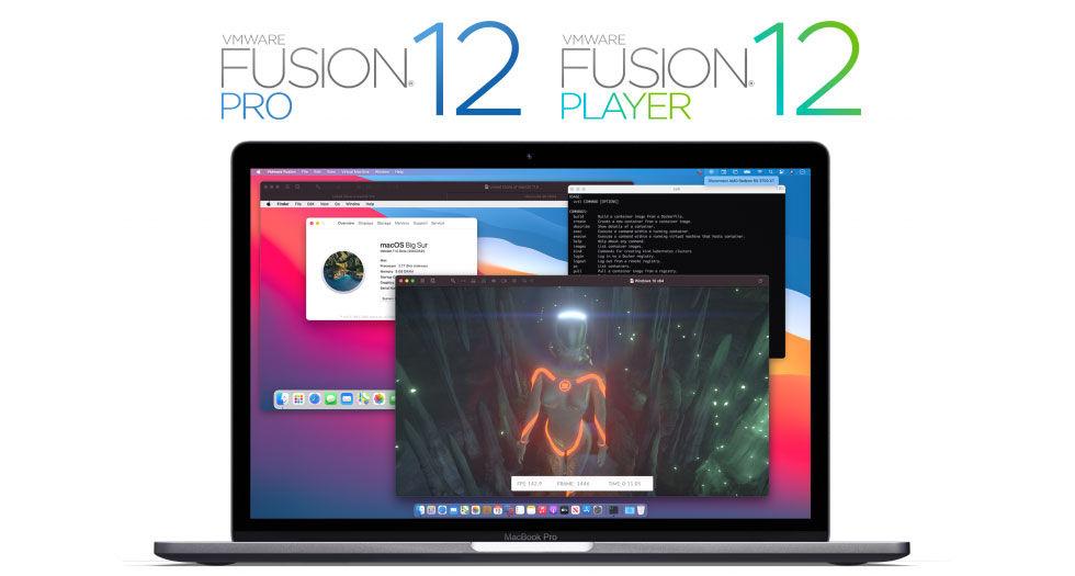 Kommande VMware Fusion blir gratis