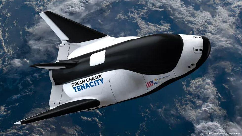 Dream Chaser ska åka till ISS nästa år