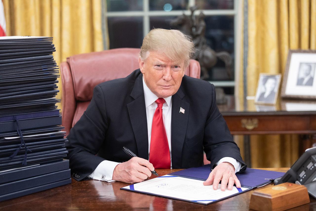 Twitter gömmer ännu en av Donald Trumps tweet