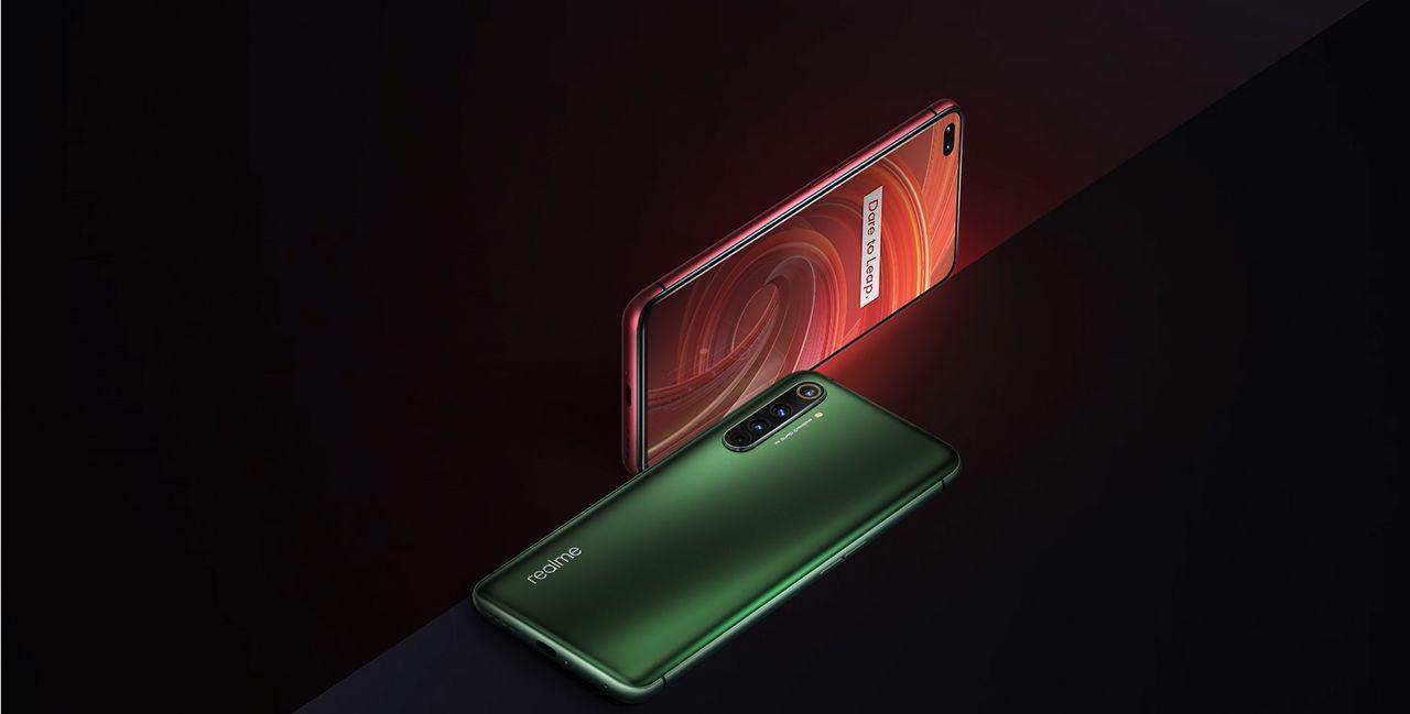 Realme-telefoner börjar säljas i Sverige