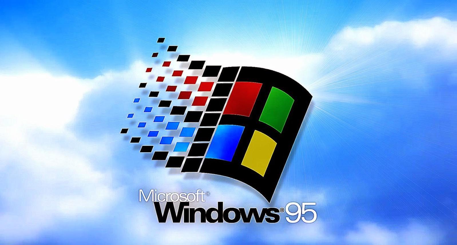 Windows 95 fyller 25! Tut i luren!