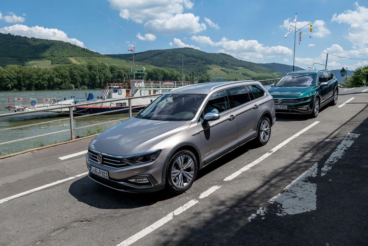 Volkswagen Passat får leva vidare!