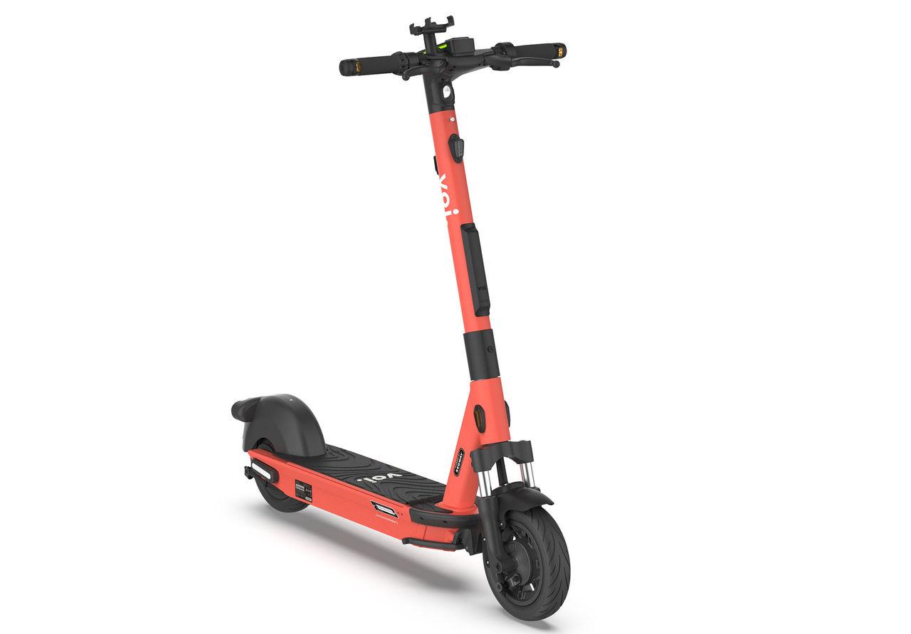 Vois nya elsparkcykel får blinkers