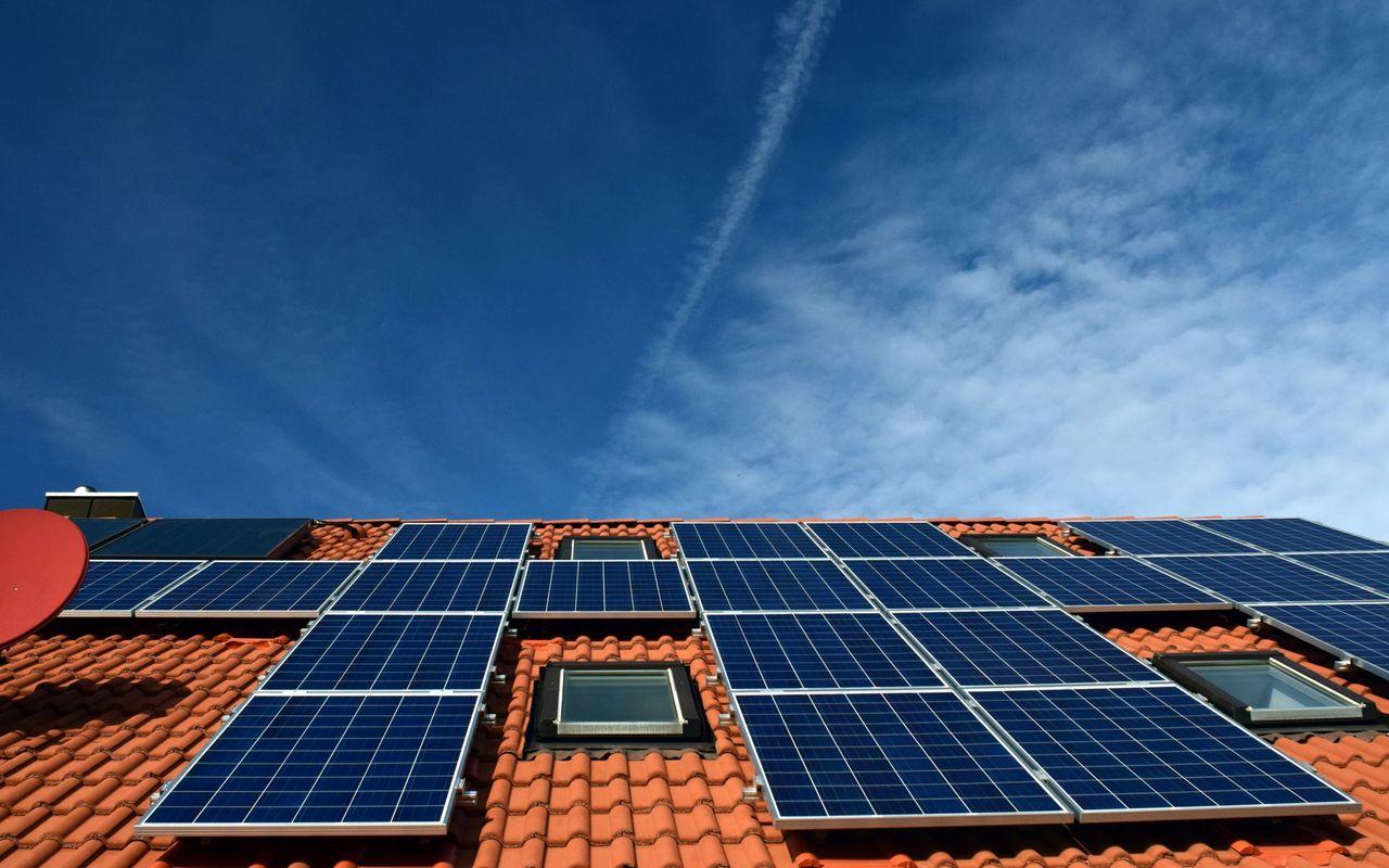 Tre procent av svenskarna har egen solenergi