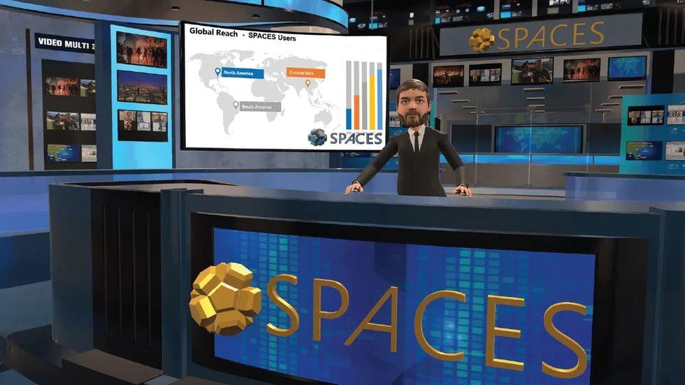 Apple köper upp VR-företaget Spaces
