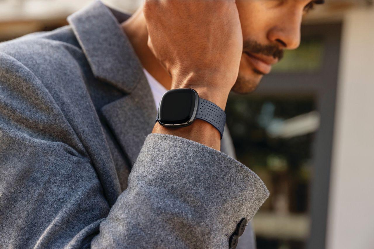Fitbit presenterar Sense