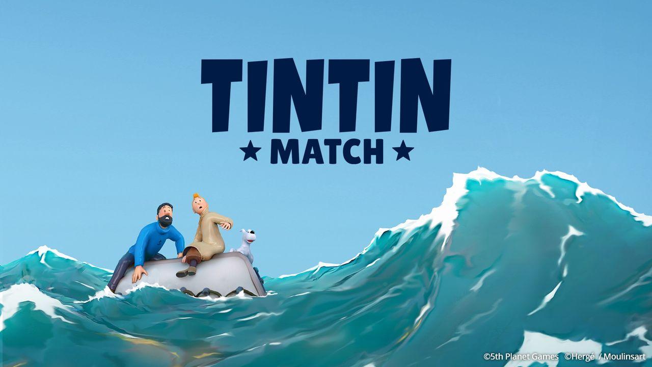 Tintin Match släpps till mobiler på måndag