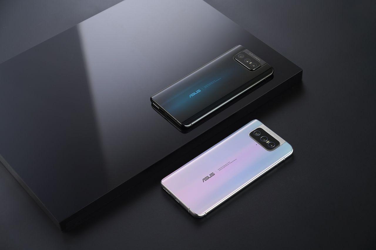 Asus presenterar Zenfone 7 och 7 Pro