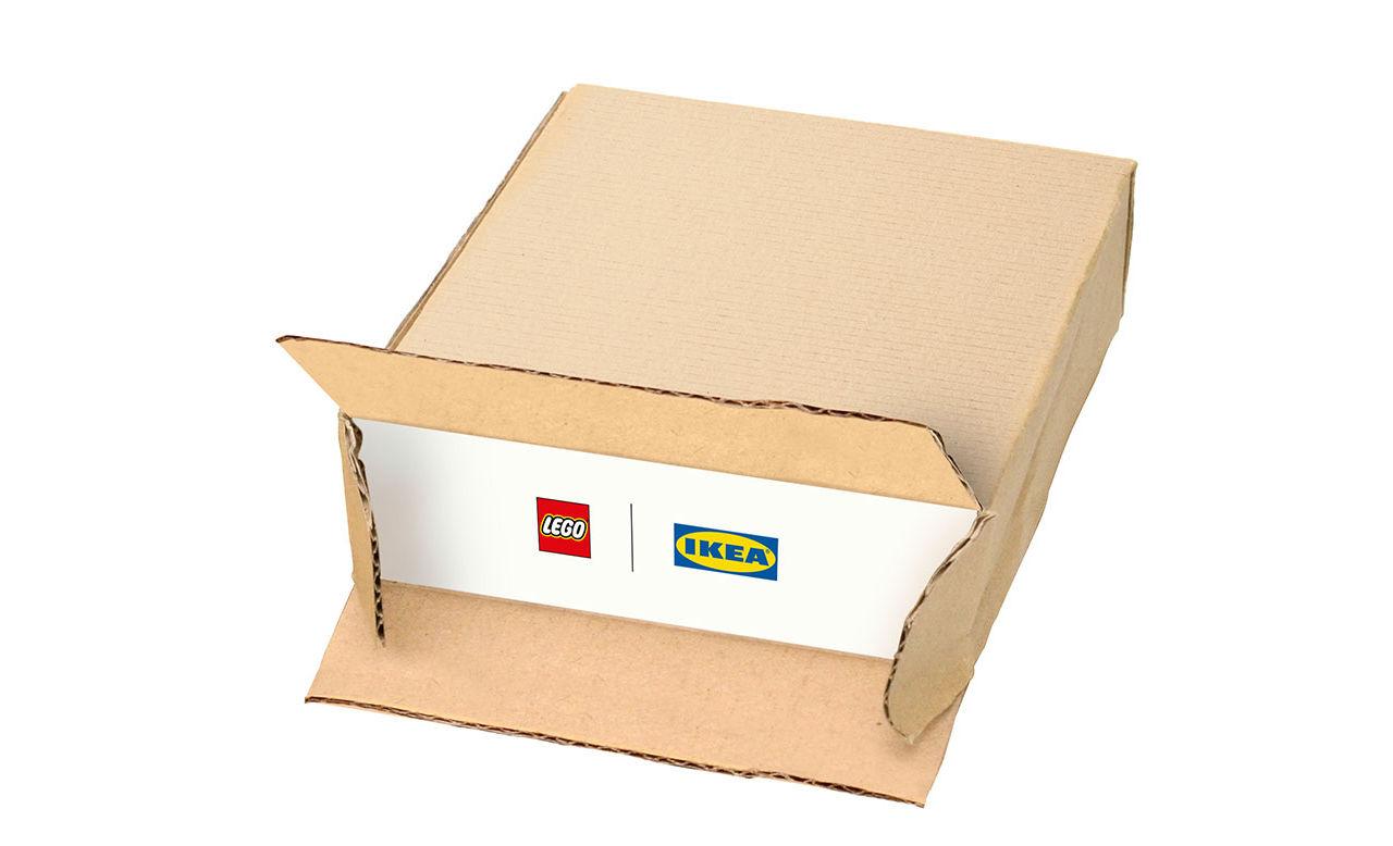 IKEA ska snart visa upp vad man gjort tillsammans LEGO