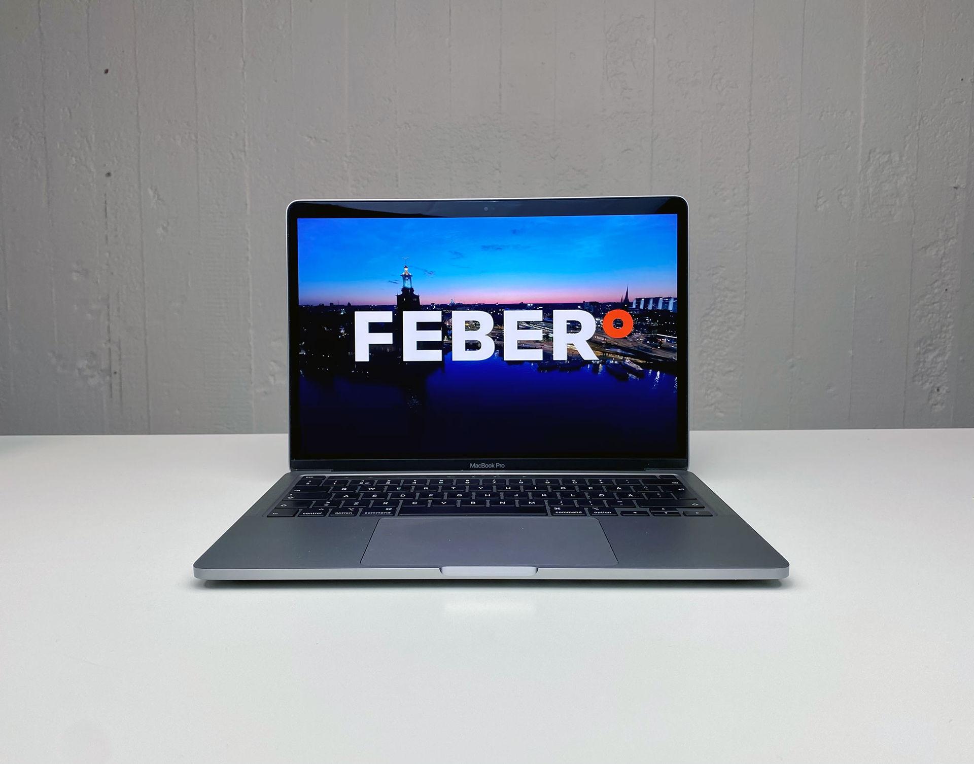 Vi har långtestat MacBook Pro 13 tum
