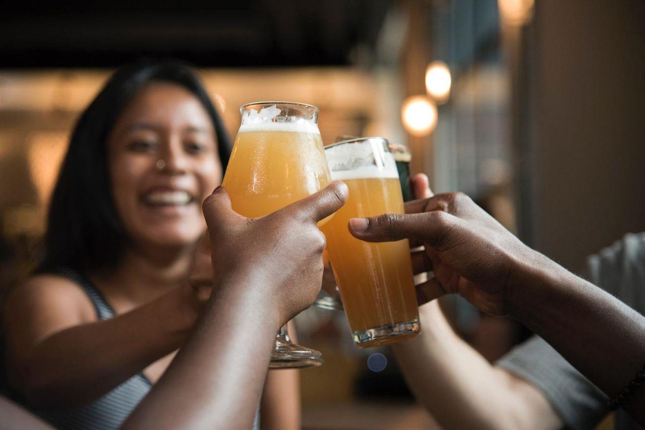 Minskat drickande bland yngre