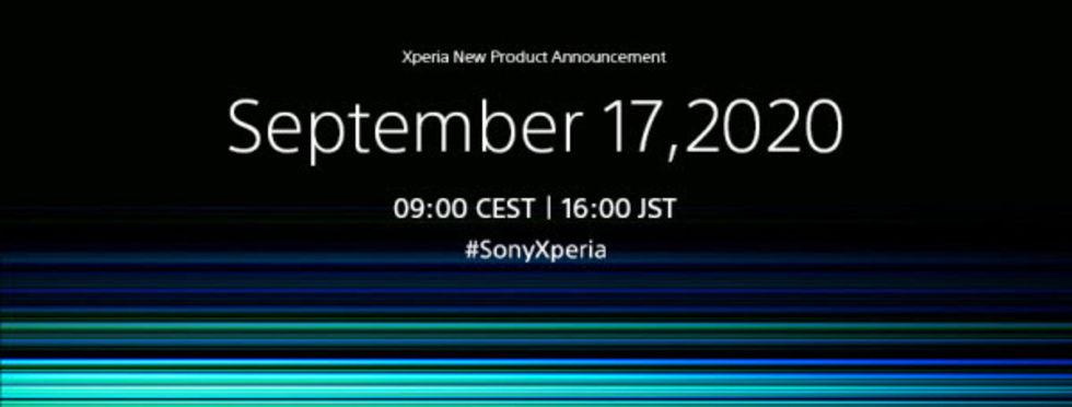 Sony håller låda 17 september