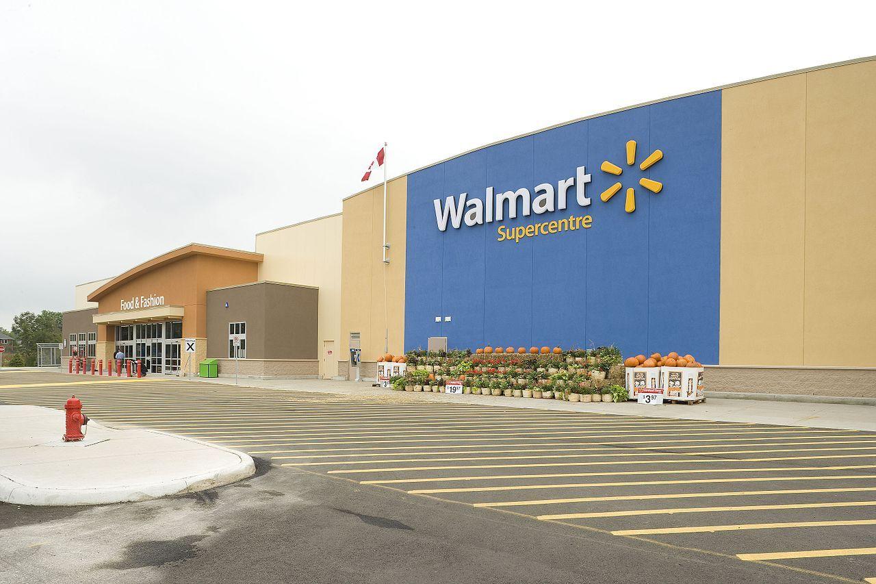 Walmart uppges vara sugna på att köpa TikTok