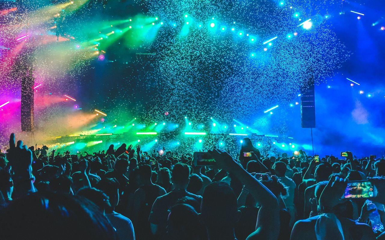 Spotify börjar lista virtuella konserter