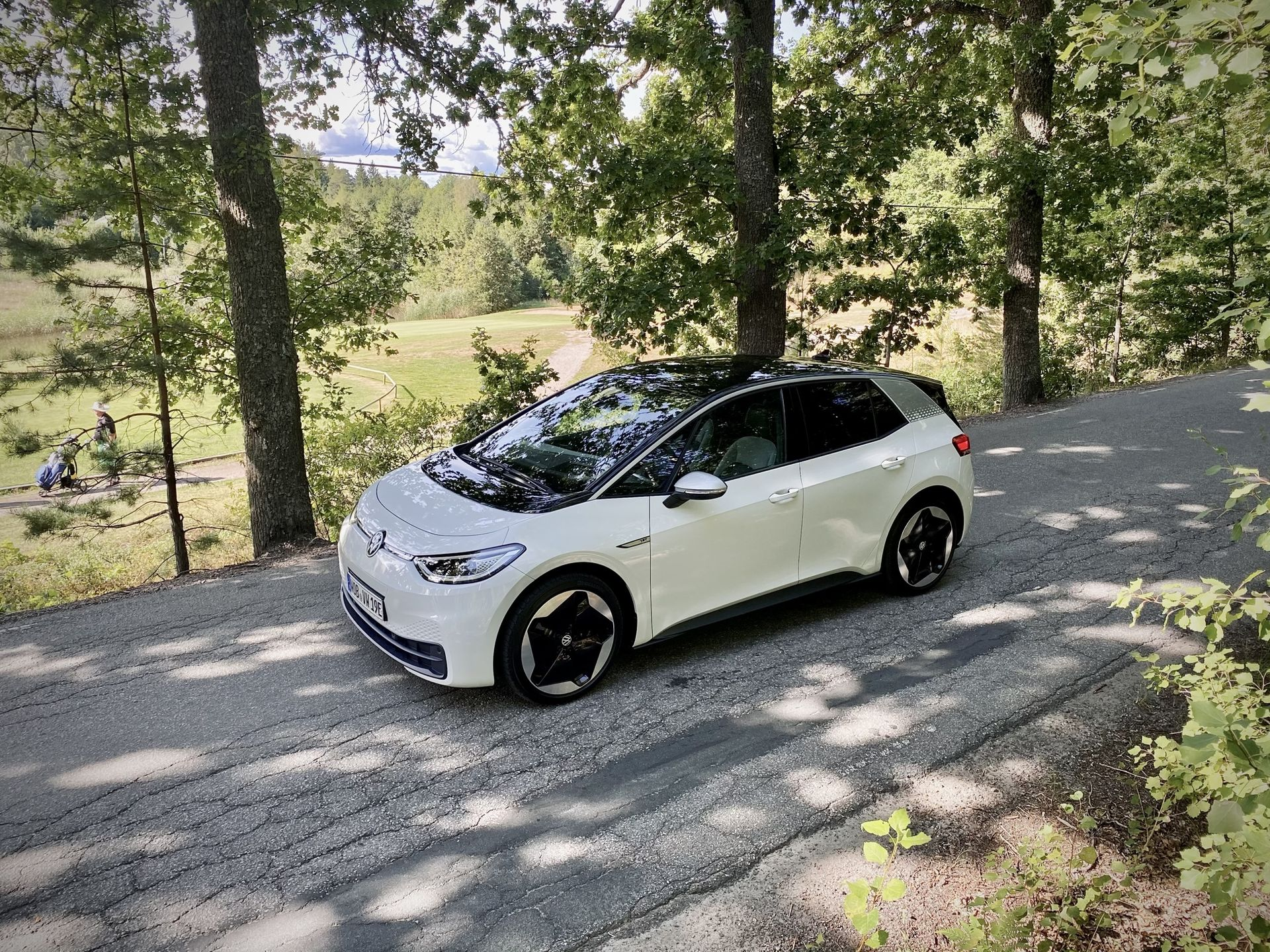 Vi har provkört Volkswagens första riktiga elbil ID.3