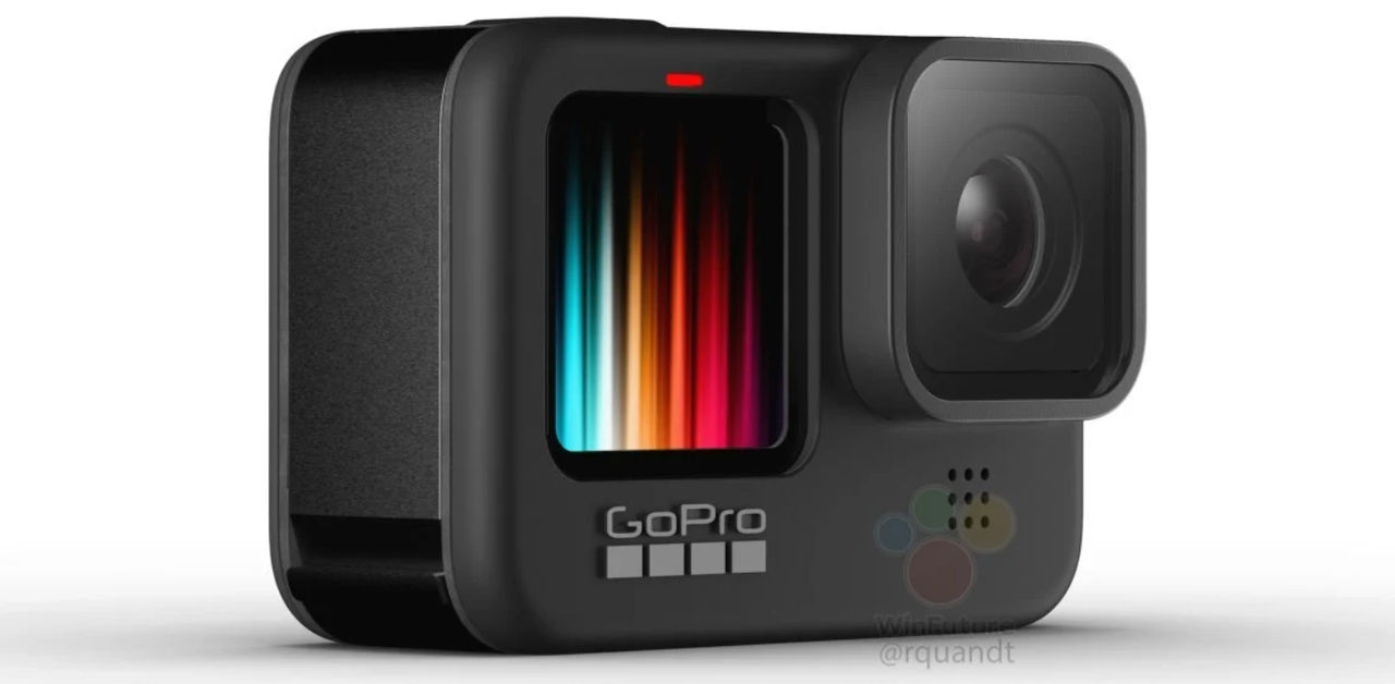 GoPro Hero 9 Black läcker