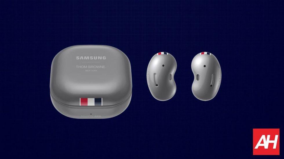 Samsung teasar Thom Browne-version av Fold 2
