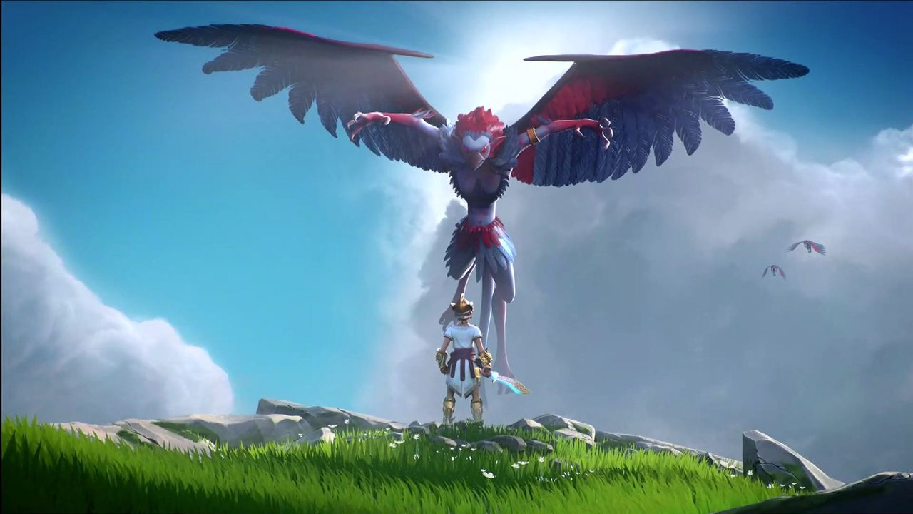 Gods and Monsters kan heta Immortals: Fenyx Rising