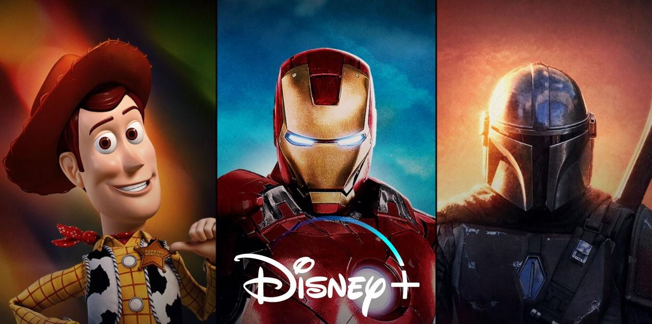 Disney+ kanske får en titta tillsammans-funktion