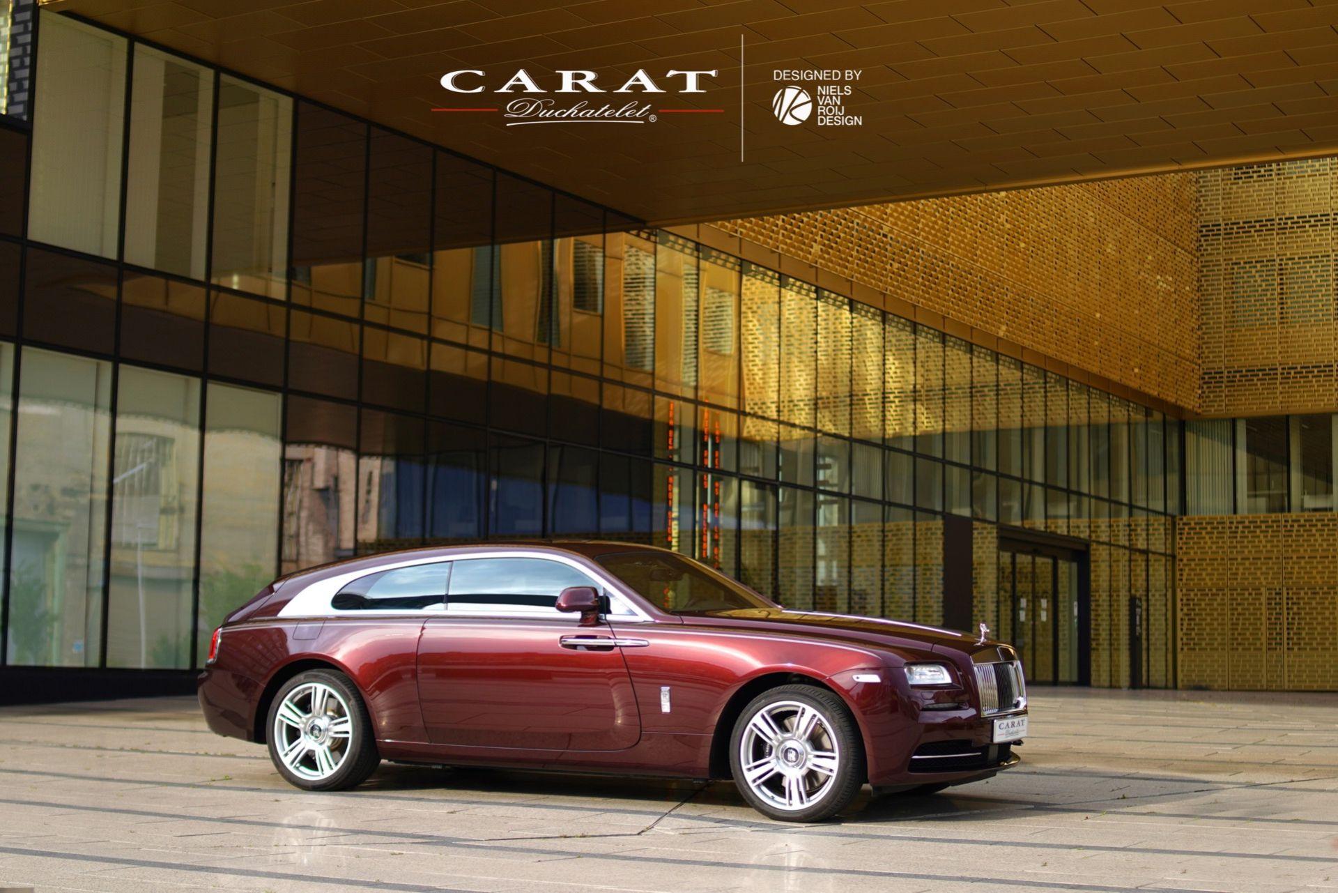 Rolls-Royce Wraith som Shooting Brake