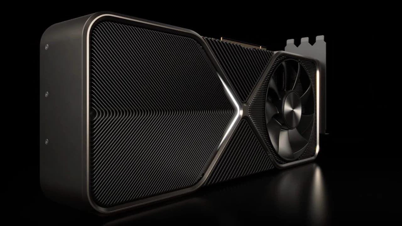 Nvidia presenterar  RTX 3090