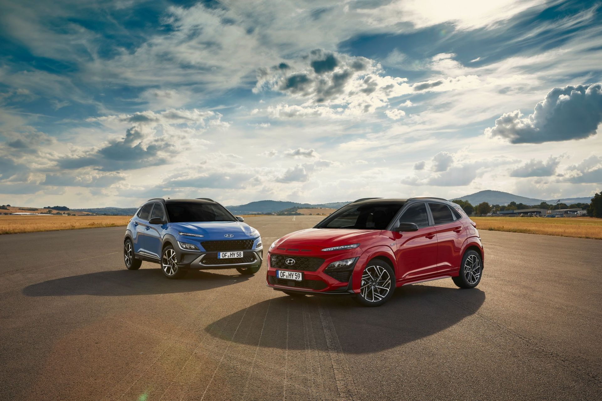 Hyundai uppdaterar Kona