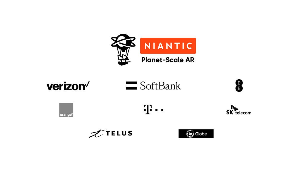 Niantic inleder globalt samarbete med 5G-operatörer