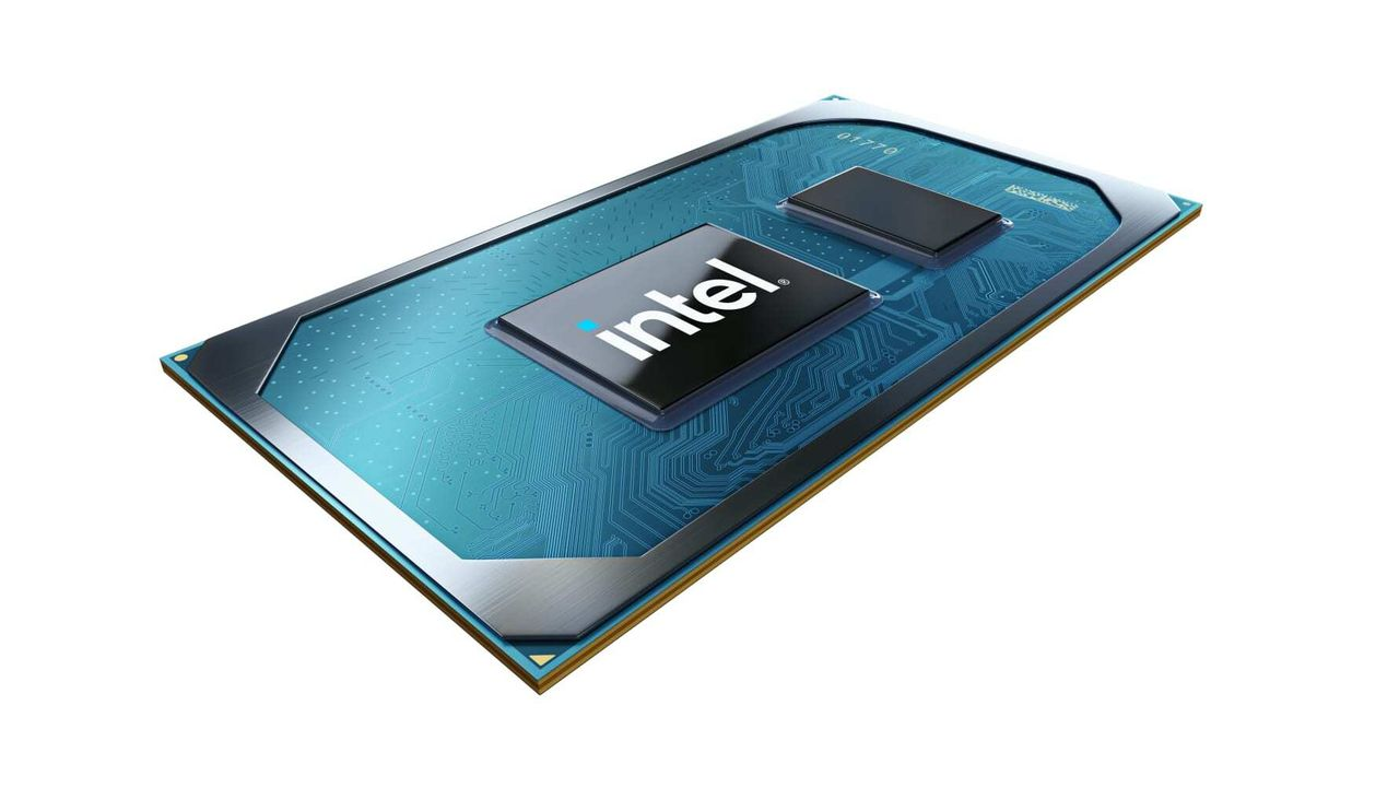 Intel presenterar elfte generationens processorer