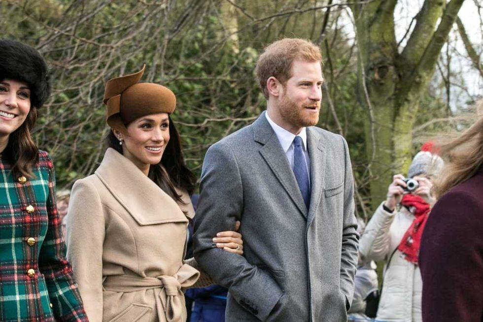 Prins Harry och Meghan Markle ska göra grejer åt Netflix