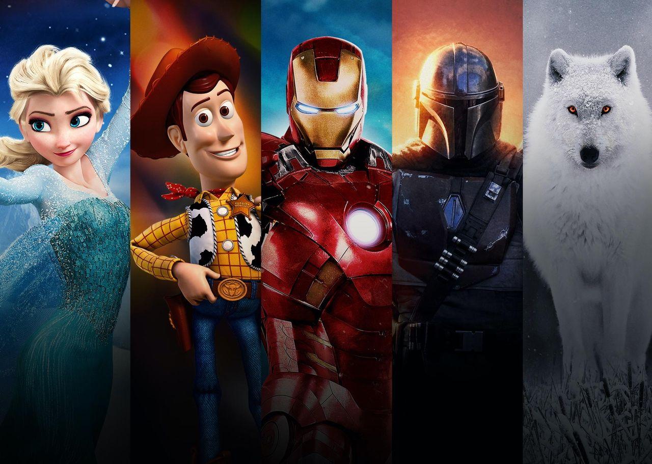 Här är allt som kommer på Disney+ i Sverige