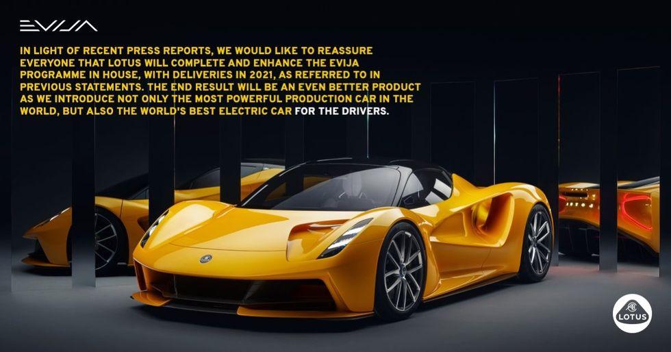 Lotus avslutar samarbetet med Williams