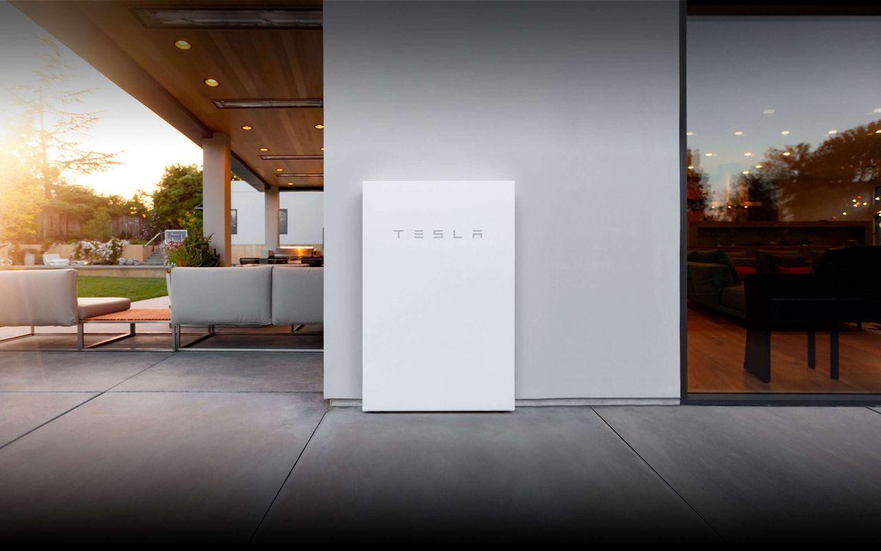 Tesla verkar sikta på att även bli ett elbolag