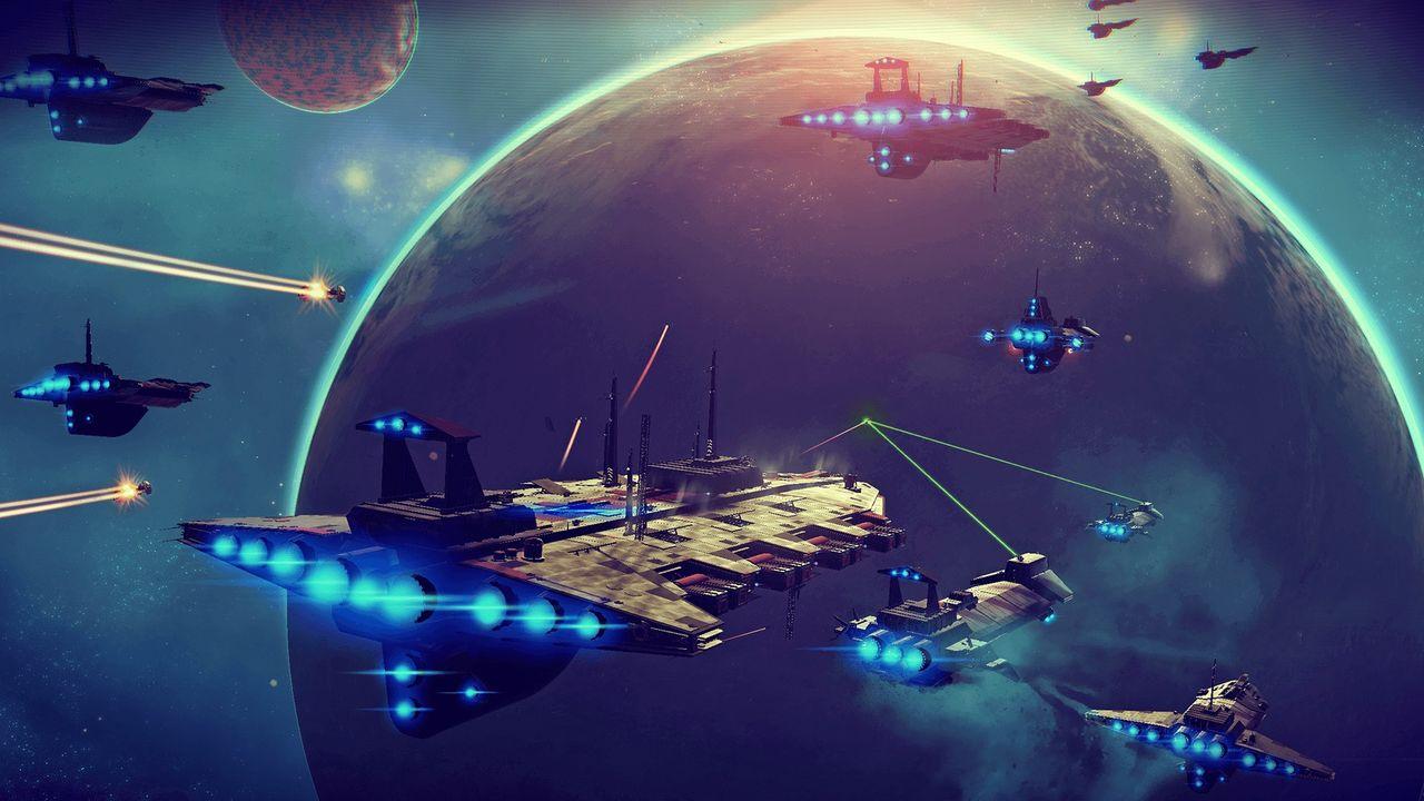 Hello Games jobbar på nytt storskaligt spel