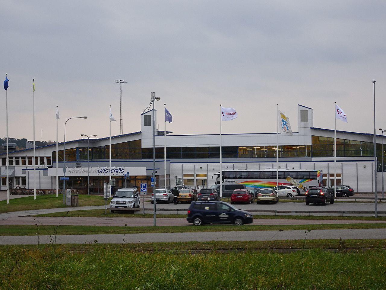 Västerås flygplats läggs antagligen ner
