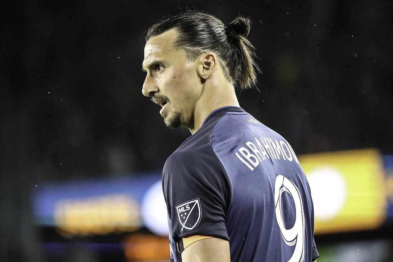 Två nykomlingar ska spela Zlatan i filmen Jag är Zlatan
