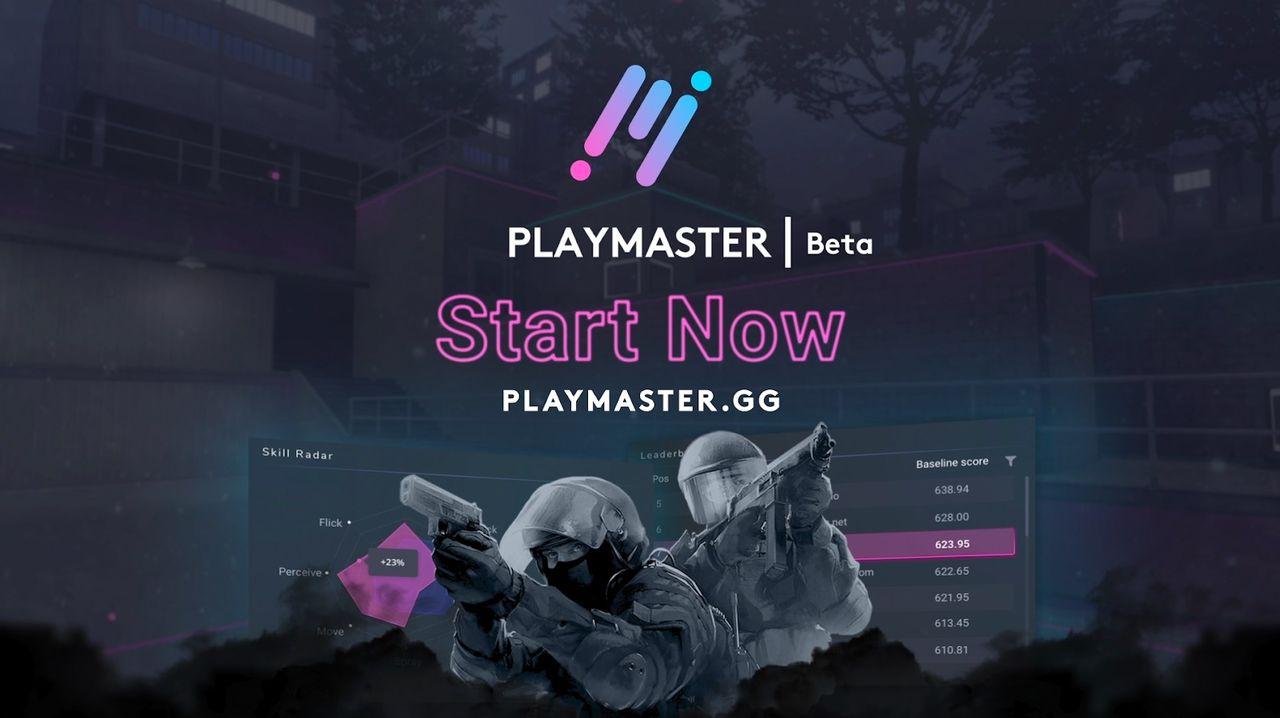 Logitech vill hjälpa dig bli bättre på CS med Playmaster