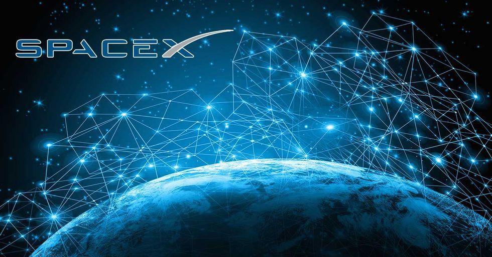 Starlink erbjuder nu hastigheter på över 100 Mbit/s