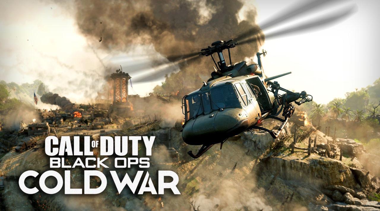 Gameplay från Black Ops Cold War läcker