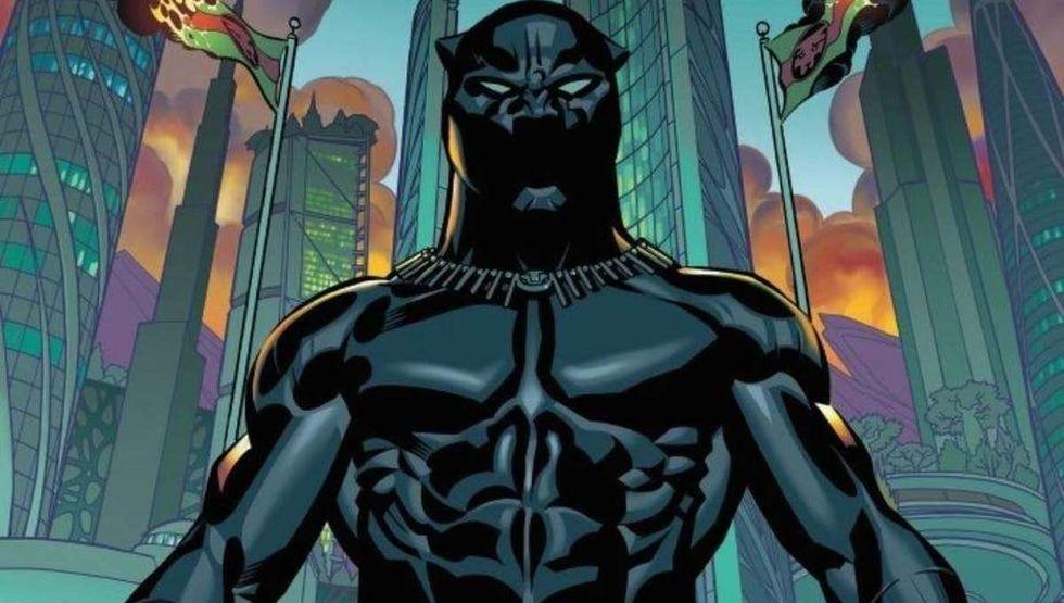 Comixology bjuder på Black Panther-serietidningar