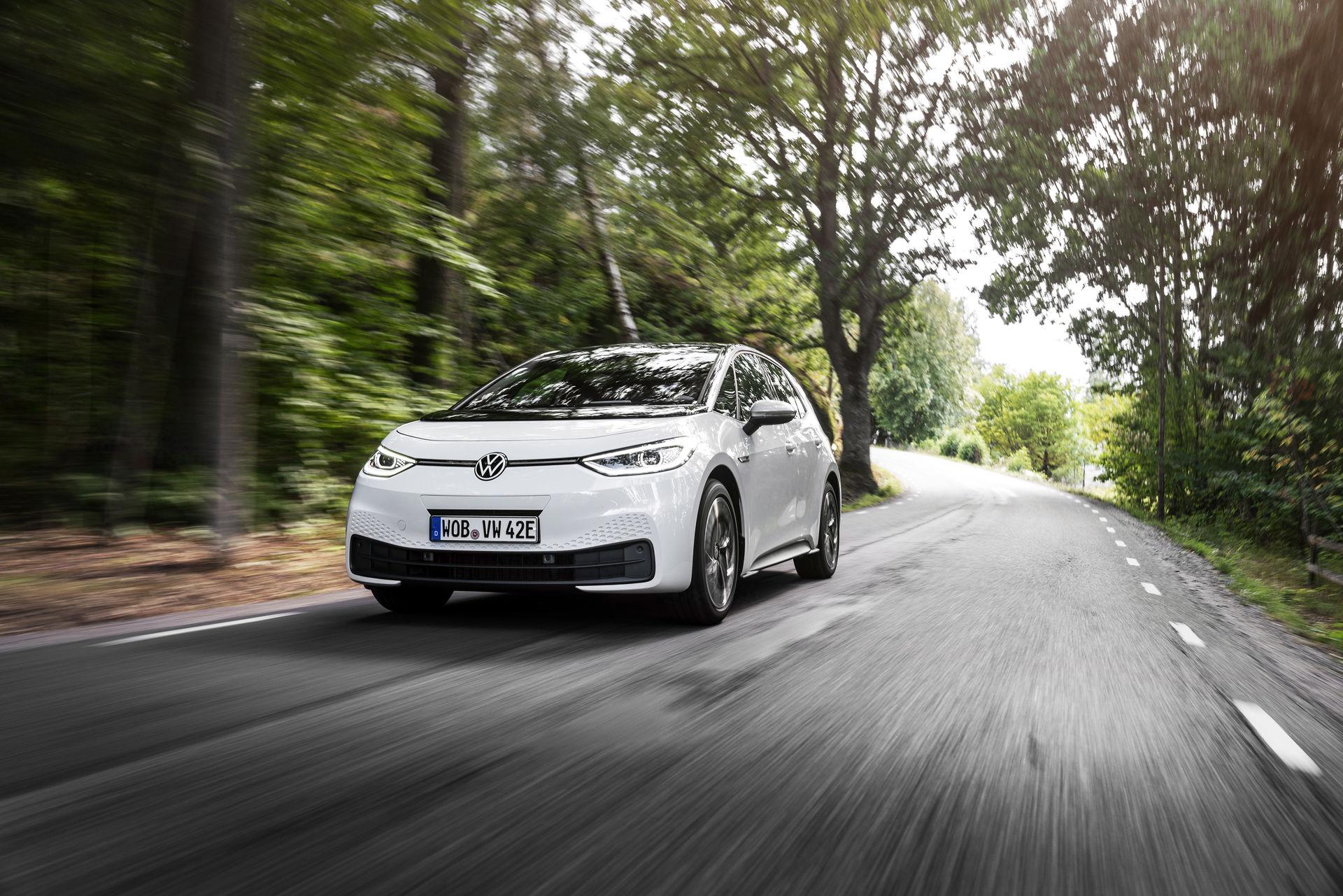 Volkswagen tror att de kan matcha Teslas produktion 2023