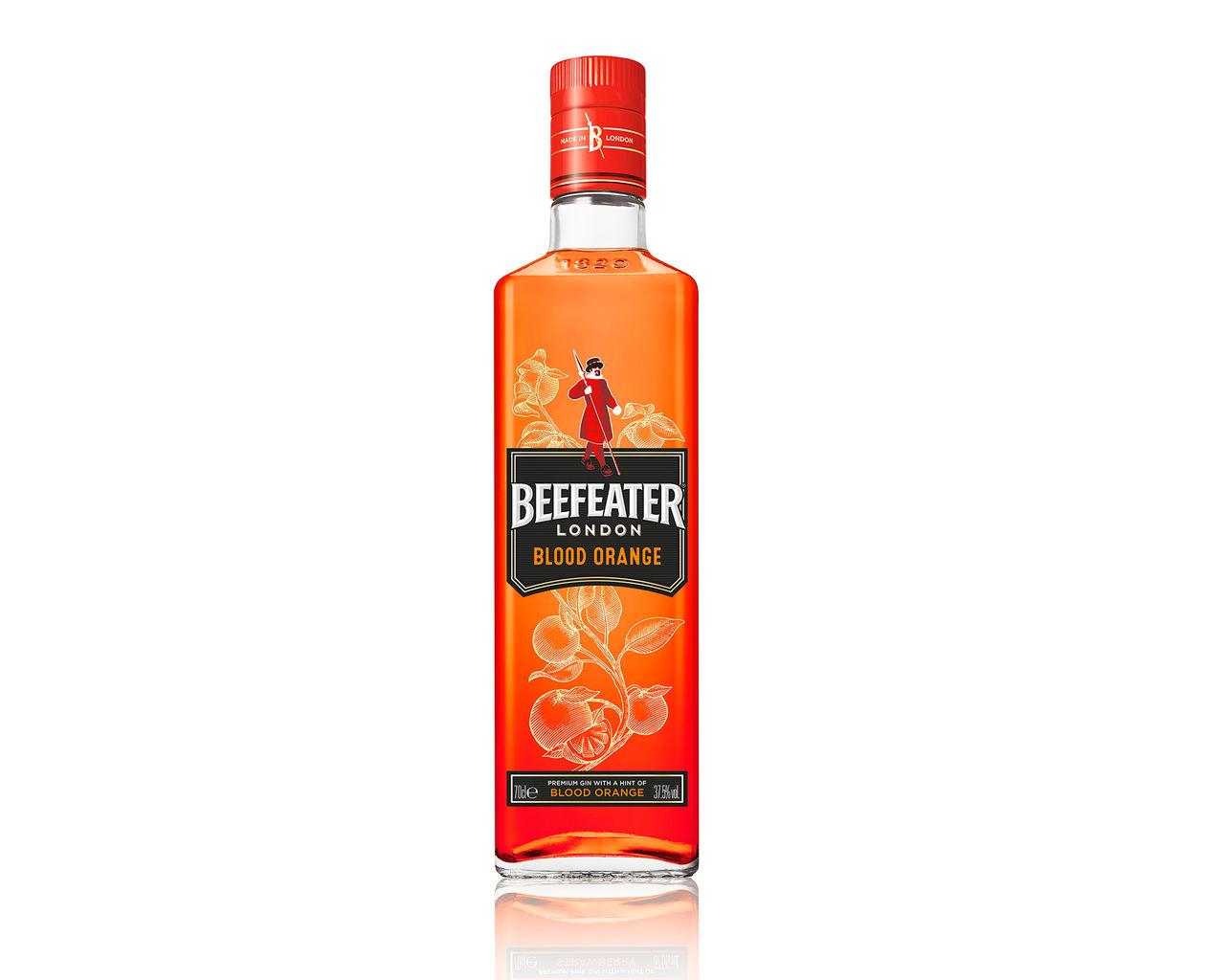 Beefeater presenterar ny gin
