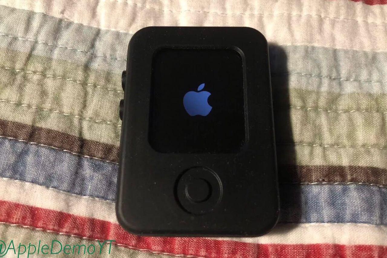 Kolla in Apples förklädda Apple Watch