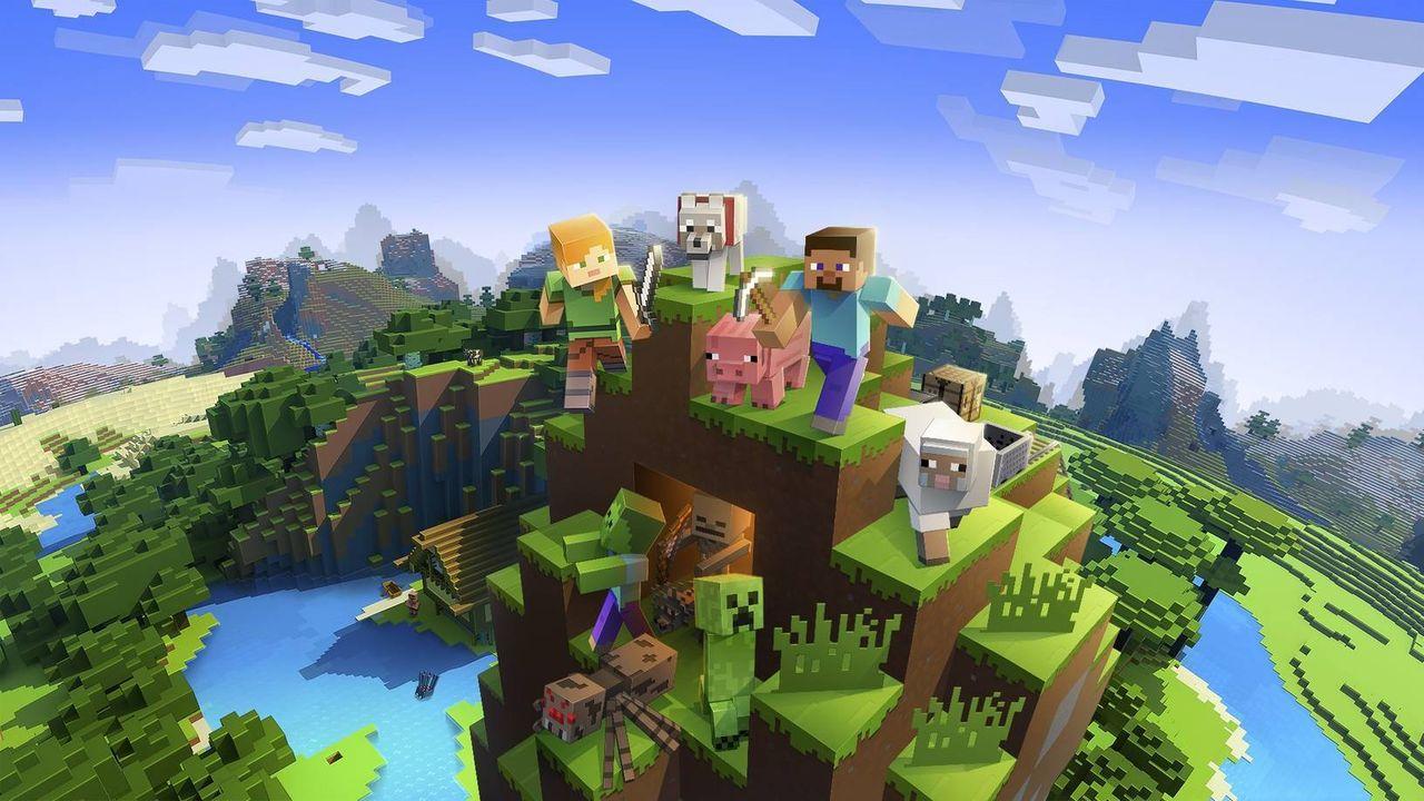Minecraft får PS VR-stöd
