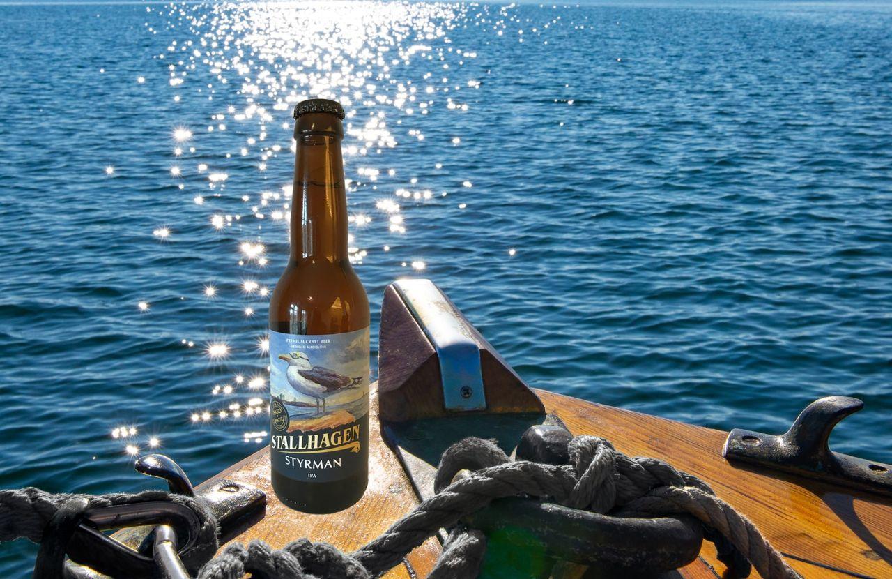 Ny alkoholfri öl från Stallhagen