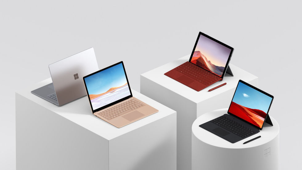 Microsoft ryktas ha mindre Surface Laptop på ingång